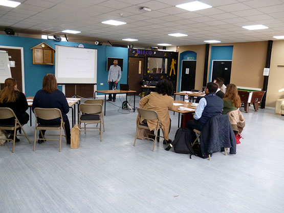 Conference room hire March Cambs